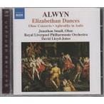 オルウィン(1905-1985) オーボエ、ハープと弦楽のための協奏曲 他