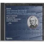 ダヴィット(1810-1873) ヴァイオリン協奏曲第4&5番 他