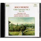 ボッケリーニ(1743-1805) チェロ協奏曲第5番 - 第8番