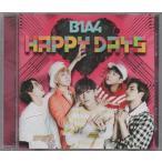 B1A4 HAPPY DAYS 通常盤