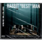 "椎名慶治 RABBIT ""BEST"" MAN 未開封"