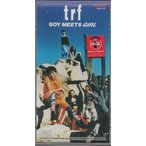TRF / BOY MEETS GIRL 8cmCDシングル