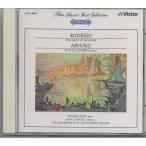 ロドリーゴ、アーノルド ギター協奏曲 マイケル・コーン