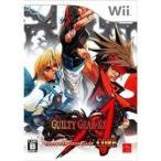 [100円便OK]【新品】【Wii】GUILTY GEAR XX ∧CORE