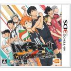 [100円便OK]【新品】【3DS】【通】ハイキュー!! Cross team match! 通常版