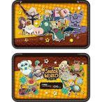 [宅配便限定]【新品】スナックワールド new NINTENDO 3DS LL 専用 ポーチ 大集合 Ver.