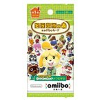 ☆在庫あり[メール便OK]【新品】【3DSH】どうぶつの森amiiboカード 第1弾