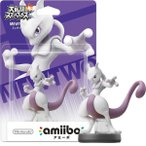 [宅配便限定]【新品】【WiiUHD】amiibo ミュウツー(大乱闘スマッシュブラザーズシリーズ)