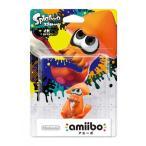 [宅配便限定]【新品】【WiiUHD】amiibo イカ【オレンジ】(スプラトゥーンシリーズ)