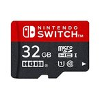 【新品】【NSHD】マイクロSDカード 32GB for Nintendo Switch