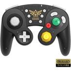 【新品】【NSHD】ホリ ワイヤレスクラシックコントローラーfor Nintendo Switch ゼルダ[在庫品]