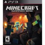 [メール便OK]【新品】【PS3】Minecraft Playstation 3 Edition (マインクラフト)【海外北米版】