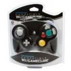 【新品】【WiiHD】【WII/GC】対応シリカ コントローラ ブラック