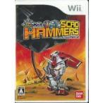 [メール便OK]【中古】【Wii】SDガンダム スカッドハンマーズ[在庫品]