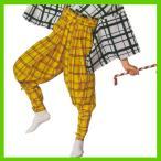 たっつけ袴 ( s妙8704 ) 舞踊 踊り 日舞 新舞踊 舞台 大道芸 玉すだれ 送料無料 【お取り寄せ商品】