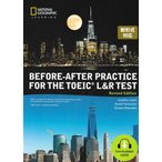 Before-After Practice for the TOEICR L&R Test, Revised Edition Student Book (160 pp)