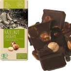 フェアトレードヘーゼルナッツチョコレート 100g