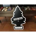 ショッピングツリー リトルツリー シーリングサイン ブラックアイス インテリア ガレージ アメリカ 雑貨 サインプレート