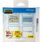 ニンテンドー3DS/DSカード収納ケース カードポケット16 クリア [video game]