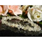 ハーキマーダイヤモンド/天然石パワーストーン/1点もの