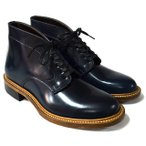 Makers メイカーズ 靴 CHUKKA BOOTS 15AW NAVY