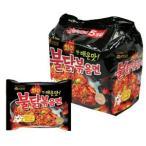 三養ブルダック麺 激辛 鶏肉焼きそば 1パック5袋入り ★販売単位:1BOX(40袋)