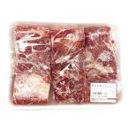 牛 焼き肉用 骨付きカルビ 1Kg 冷凍 (冷凍)
