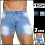 EScollection/イーエス・コレクション SHORT JEANS ジーンズパンツ デニム ジーパン メンズ ファッション ボトムス