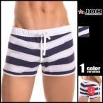 【JOR/ジョー】Shorts Swimwear マリンボーダー ボードショーツ メンズ ショートパンツ型スイムウェア 男性水着