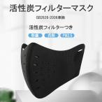 防塵マスク ほこり除け 活性炭フィルター マスク ユニセックス 男女兼用 在庫あり PM2.5 花粉 粉塵 大人用