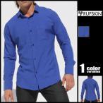 RufSkin/ラフスキン クラシックボタンダウンシャツ  超軽量マイクロポリ加工 スリムフィット メンズ Yシャツ