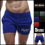 SEOBEAN/セビンコットン100% スウェット生地 リラックス ショートパンツ メンズ メンズファッション ジムウェア スポーツウェア 部屋着