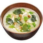 アマノフーズ 国産野菜のみそ汁 しめじ汁 (無添加) 1袋 (フリーズドライ 味噌汁)