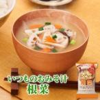 アマノフーズ フリーズドライ味噌汁 いつものおみそ汁 根菜 9g 1食