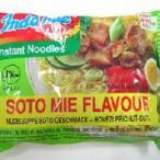 インドミー ソト味 (チキンスープ味) インスタントラーメン 10袋 お試しセット