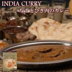 インドなすとひき肉のカレー170g 本格インドカレー ご当地カレー・無添加レトルトカレー