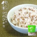 国産 無洗米 お米 もち麦入りひのひかり 150g(一合分)X12袋 ベストアメニティ