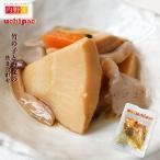 国産素材 竹の子と野菜の炊き合わせ 無添加 常温保存 uchipac  ウチパク 内野屋 レトルト惣菜 ロングライフ 非常食