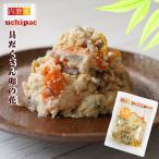 国産素材 具だくさん卯の花 100g 無添加 常温保存 uchipac  ウチパク 内野屋 レトルト惣菜 ロングライフ 非常食