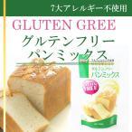 グルテンフリー パンミックス 300g (玄米粉 GLUTENFREE 7大アレルギー不使用