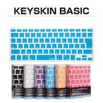 BEFiNE Keyskin キーボードカバー MacBook 12インチ MacBook Pro 13インチ(Touch Bar・Touch ID非対応)2018 ベーシックタイプ キースキン Apple シリコン 日本語