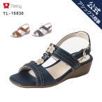 Ladies TEXCY(レディス テクシー) サンダル レディース SS(21.0-21.5)- LL(24.5) TL-15830 アシックス商事