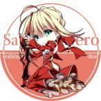 サークル R.P.G. 同人缶バッジ Fate/Grand Order 第1弾 ☆『赤セイバー/illust:ドア』★
