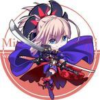 サークル R.P.G. 同人缶バッジ Fate/Grand Order 第4弾 ☆『宮本武蔵/illust:ドア』★