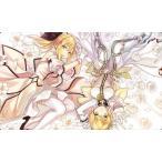 Cake Rabbits カードゲームプレイマット ☆『セイバーリリィ&CCC赤セイバー/Illust:かる』★ 【コミックマーケット88/C88】