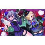 FourSeasons カードゲームプレイマット ☆『蘭子&小梅/Illust:こみやひとま』★ 【サンクリ2016 Winter】