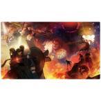 フロンティアゲーム カードゲームプレイマット ☆『Accel Zero Order/Illust:Enuma00』★ 【コミックマーケット95/C95】