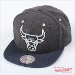 MITCHELL&NESS ミッチェル&ネス スナップバック キャップ 帽子 CHICAGO BULLS シカゴ ブルズ SNAPBACK CAP メンズ レディース