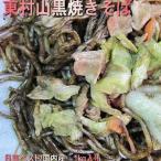 東村山黒焼きそば1kg 麺 めん メン 拉麺