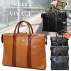 ビジネスバッグ メンズ A4サイズ ブリーフケース INDEED(インディード)VIVACE(ヴィヴァーチェ)本革